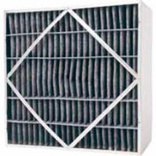 "Purolator® 5510774326 Acid Gas Impregnated Carbon Rigid Box Filter 24""W x 24""H x 12""D"