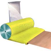 "Purolator® 926410 Economy Synthetic Auto Roll Filter  780""L x 59-3/8""W x 1/2""D"