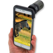 Carson® IC-618P HookUpz™ iPhone 6 Plus™ Adapter W/ Close Focus 7x18mm Monocular