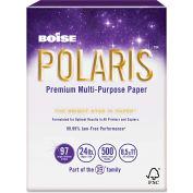 """Boise® POLARIS Copy Paper POL2417, 24 lbs, 11"""" x 17"""", White, 2500 Sheets/Ctn"""