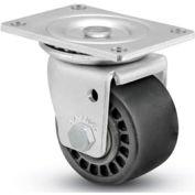 "Business Machine Caster - Swivel with Brake 3""Dia 700 Cap. Lbs.Phenolic"