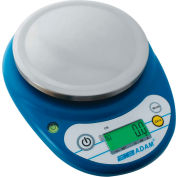 "Adam Equipment CB1001 Compact Digital Balance 1000 g x 0.1 g, 5-1/8"" Diameter Platform"