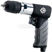 "Campbell Hausfeld 3/8"" Reversible Drill CL154500AV, 3/8"" NPT, 11.2 SCFM @ 90 PSIG"