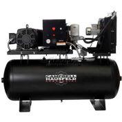 Campbell Hausfeld Rotary Screw Air Compressor CS2204, 460V, 150 PSI, 68 CFM, 20 HP