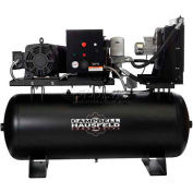 Campbell Hausfeld Rotary Screw Air Compressor CS2254, 460V, 150 PSI, 87 CFM, 25 HP