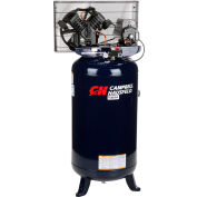 Campbell Hausfeld 1-Stage Electric Air Compressor TQ3104, 240V, 5HP, 80 Gal