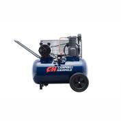 Campbell Hausfeld Portable Air Compressor VT6290, 120V, 2HP, 20 Gal