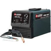 Campbell Hausfeld® WG413000AJ 230V MIG/Flux Welder with Dual Gauge Regulator, Wire & 2 Nozzles