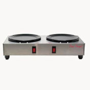 2-Burner, Decanter Warmer, CCDW2