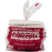 Classic Coffee Concepts CF12P - 12-Cup Coffee Filters, 250 Count