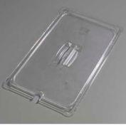 "Carlisle 10211U07 - Topnotch® Universal Handled Notched Lid 20-3/4"" x 12-3/4"", Clear - Pkg Qty 6"