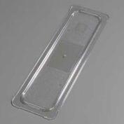 """Carlisle 10256U07 - Topnotch® Universal Flat Lid 20-3/4"""" x 6-3/4"""", Clear - Pkg Qty 6"""