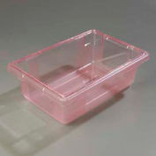 "Carlisle 10611C05 - Storplus™ Storage Container, 3.5 Gallon, 18"", 12"", 6"", Red - Pkg Qty 6"