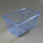 "Carlisle 10612C14 - StorPlus™ 5 Gallon Box, 18"" x 12"" x 9"", Blue"
