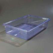 "Carlisle 10621C14 - Storplus™ 8.5 Gallon Box 26"", 18"", 6"", Blue - Pkg Qty 6"
