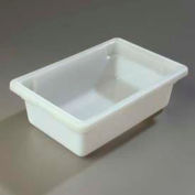 "Carlisle 1063102 - Storplus™ Storage Container, 3.5 Gallon 18"", 12"", 6"", White - Pkg Qty 6"
