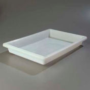 "Carlisle 1064002 - Storplus™ 5 Gallon Box 26"", 18"", 3-1/2"", White - Pkg Qty 6"