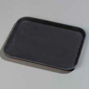"Carlisle 1410GR004 - Griptite™ Rectangular Tray 13-13/16"", 10-5/8"", 27/32"", Black - Pkg Qty 12"