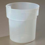 Carlisle 180530 - Bains Marie Food Storage Container 18 Qt., See Thru - Pkg Qty 6