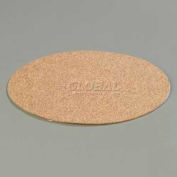 "Carlisle 301900 - Cork For 19"" x 24"" Oval Tray - Pkg Qty 12"