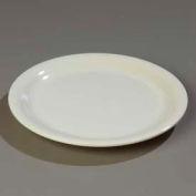 "Carlisle 3300242 - Sierrus™ Dinner Plate, Narrow Rim 10-1/2"", Bone - Pkg Qty 12"