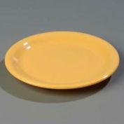 """Carlisle 3300822 - Sierrus™ Pie Plate, Narrow Rim 6-1/2"""", Honey Yellow - Pkg Qty 48"""