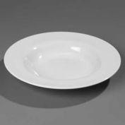 "Carlisle 3301205 - Sierrus™ Dinner Plate, Wide Rim 9"", Red - Pkg Qty 24"