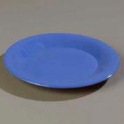 "Carlisle 3301214 - Sierrus™ Dinner Plate, Wide Rim 9"", Ocean Blue - Pkg Qty 24"