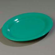 "Carlisle 3308609 - Sierrus™ Oval Platter 9-1/2"" x 7-1/4"", Meadow Green - Pkg Qty 24"