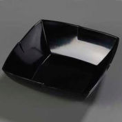 "Carlisle 3331403 - Rave™ Salad Bowl 12"", Black - Pkg Qty 6"