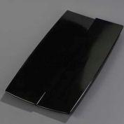 """Carlisle 3332203 - Rave™ Rect. Platter, 16"""", Black"""
