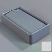 Trimline™ Swing Top Lid - Gray - Pkg Qty 4