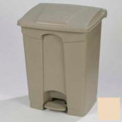 Step-On Container 18 Gal - Beige