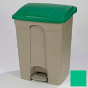 Step-On Container 18 Gal - Green