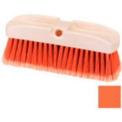 "Flo-Thru Window Brush With Polystyrene Bristles 10"" - Orange - Pkg Qty 12"