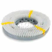 "Carlisle EZ Snap Value Rotary Daily Cleaning Brush 13"", White - 3613VWH"
