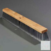 "Flagged Floor Sweep 24"" - Grey - Pkg Qty 12"