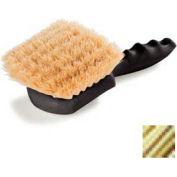 "Sparta® Utility Scrub Brush With Polypropylene Bristles 8-1/2"" X 3"" - Natural - Pkg Qty 12"