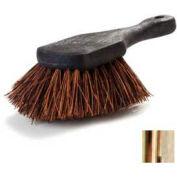 "Sparta® Utility Scrub Brush w/ Stiff Palmyra Bristles 8-1/2"" X 3"" -Palmyra Bristle - Pkg Qty 12"