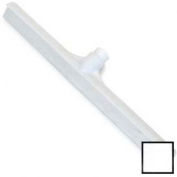 """Spectrum® Color Coded Rubber Floor Squeegee 20"""" - White - 3656702 - Pkg Qty 6"""