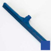 """Spectrum® Color Coded Rubber Floor Squeegee 20"""" - Blue - 3656714 - Pkg Qty 6"""