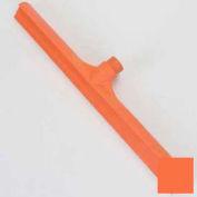 "Spectrum® Color Coded Rubber Floor Squeegee 20"" - Orange - 3656724 - Pkg Qty 6"