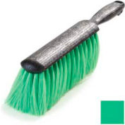 """Flo-Pac® Counter/Bench Brush With Nylex Bristles 8"""" - Green - Pkg Qty 12"""