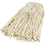 Flo-Pac® #24 Large Mop Head - Cotton - Pkg Qty 12