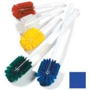 "Sparta Spectrum Multi-Purpose Valve & Fitting Brush 30"" Long/3-1/2"" X 5"" Oval-Blue - Pkg Qty 6"