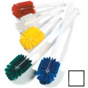 "Sparta® Spectrum® Multi-Purpose Valve & Fitting Brush 30"" Long/4"" D - White - Pkg Qty 6"