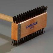 "Carlisle 4002600 - Broiler Master W/ Carbon Steel Bristles 30-1/2"" - Pkg Qty 6"