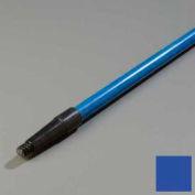 "Sparta® Spectrum® Fiberglass Tapered/Threaded Handle 60"" Long/1"" D - Blue - Pkg Qty 12"