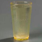 Carlisle 403422 - Crystalon® Tumbler RW20-1, 16 Oz., Glo-Honey Yellow
