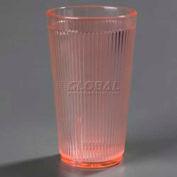 Carlisle 403452 - Crystalon® Tumbler RW20-1, 16 Oz., Glo-Sunset Orange